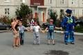 В Шадринске стараются возродить дворовые игры