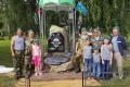 В Курганской области установили памятник воинам-десантникам