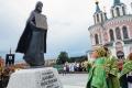 В Зауралье установили памятник преподобному Далмату Исетскому