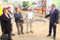 Строительство домов по программе переселения под контролем Губернатора
