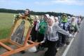 Состоялся крестный ход от Храма Вознесения Господня села Ключи Шадринского района