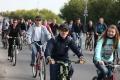 Традиционный велопробег дал старт праздничным мероприятиям в честь Дня города