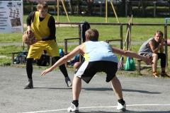 В Шадринске прошел 11-й традиционный турнир по стритболу
