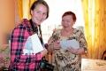 Волонтёры ШААЗа порадовали жителей геронтологического центра «Спутник»