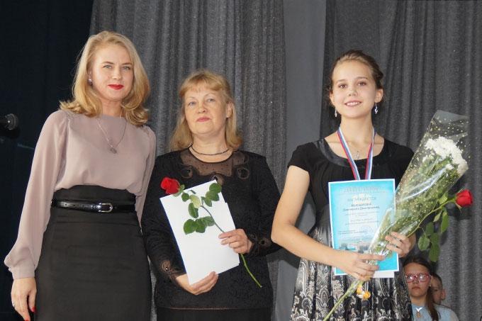 Юные шадринцы получили премии имени Геннадия Фофанова