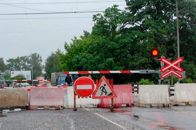 В Шадринске и районе закроют для транспорта сразу 4 железнодорожных переезда