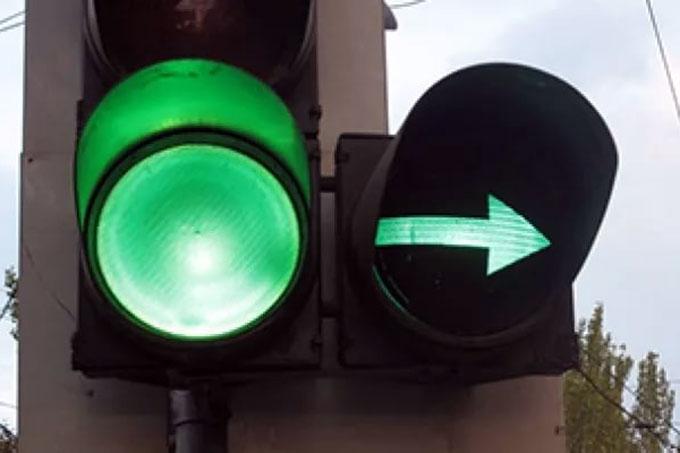 Изменился порядок работы светофора на перекрестке Щеткина - Ефремова