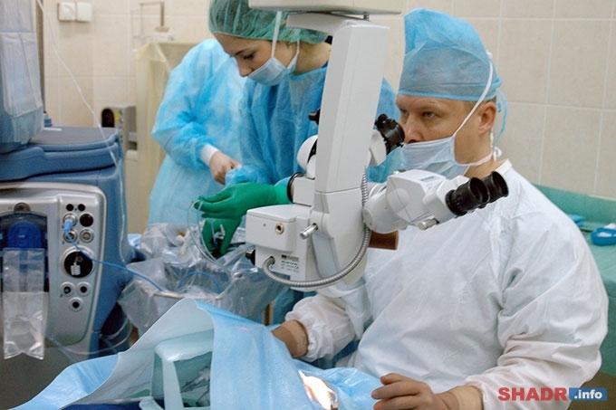 200000 счастливых глаз: Центр микрохирургии глаза «Визус-1» отмечает свое 15-летие