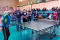 Шадринские дети с ограниченными возможностями стали победителями в областных соревнованиях по настольному теннису