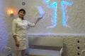 В санатории-профилактории ШААЗа полностью обновили соляную комнату
