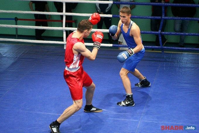 Шадринские боксеры стали победителями областных соревнований