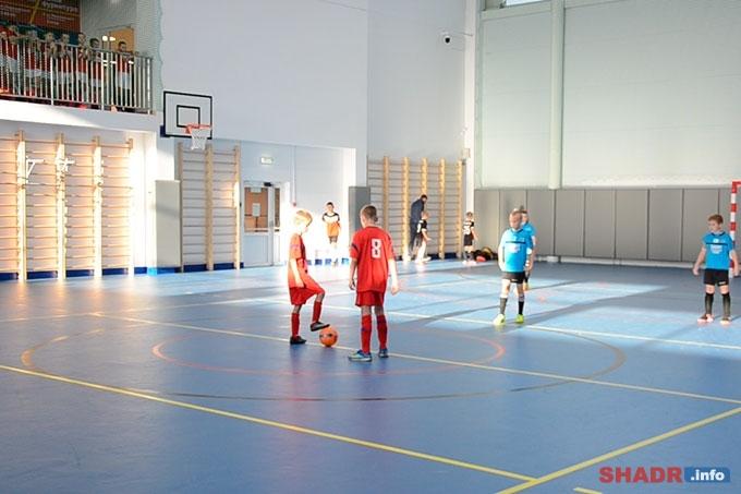 На турнире по мини-футболу команда «Торпедо» завоевала первое место