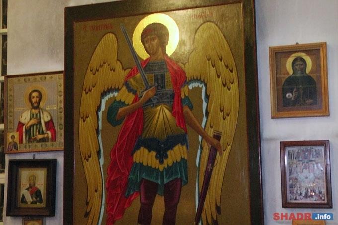 Шадринцы верят в защиту Михаила Архангела