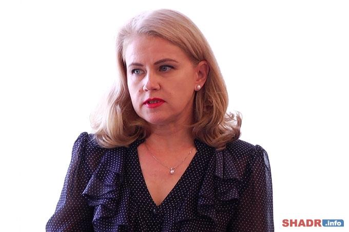 Светлана Дахина - фигурант уголовного дела по факту дачи взятки