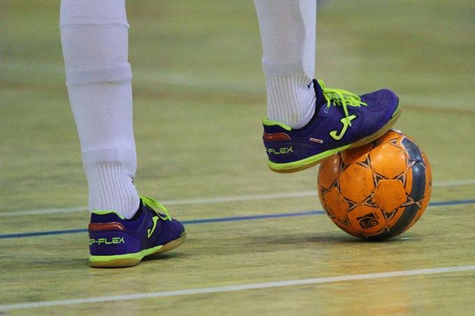 Для детей-инвалидов проведены соревнования по мини-футболу