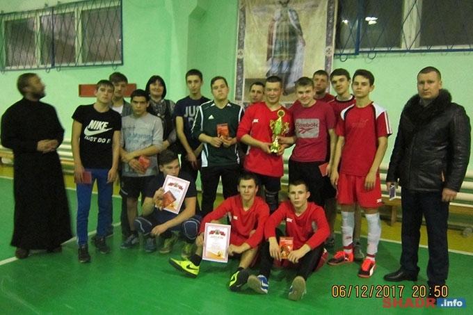 В Шадринске прошел IV Епархиальный турнир по мини-футболу