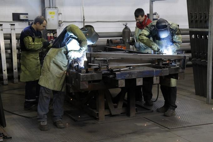 В Курганской области вырос индекс промышленного производства