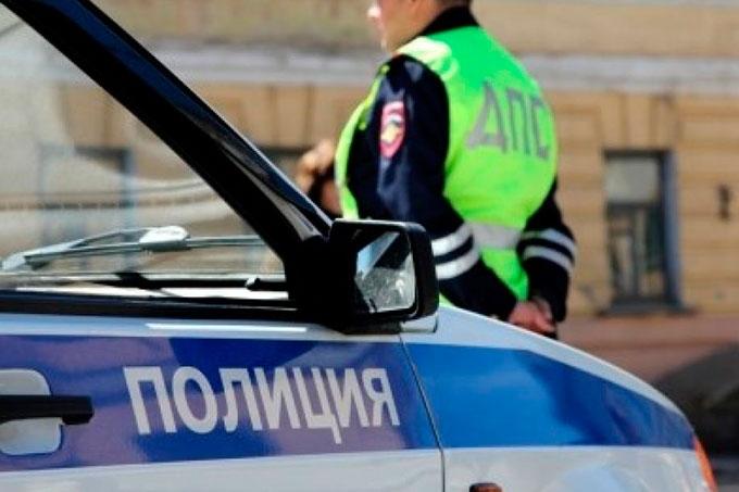 Житель Шадринского района избил сотрудника ГИБДД