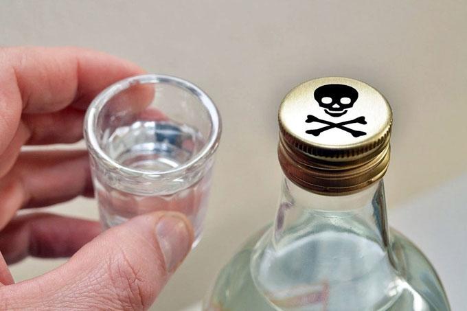 В новогодние праздники отравлений алкоголем не зарегистрировано