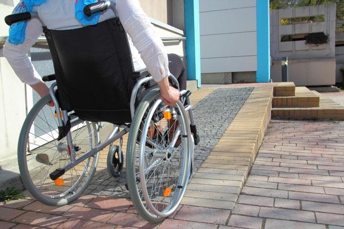 Зауралье получит 18,3 миллиона рублей на реализацию программы «Доступная среда для инвалидов»