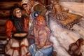 Масленичная неделя. День шестой - золовкины посиделки (суббота)