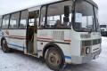 В Шадринске водитель автобуса ПАЗ наехал на пешехода
