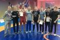 Шадринцы привезли медали Первенства области по греко-римской борьбе