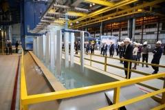 Шадринский завод металлоконструкций открыл новое производство
