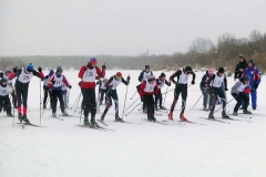 В Шадринске состоялись областные соревнования по лыжным гонкам для детей-инвалидов