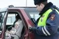 Полицейские проверяют соблюдение правил перевозки детей в автотранспорте