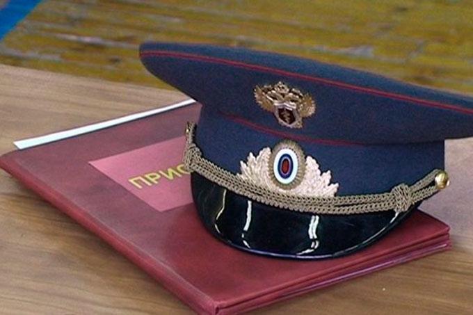 Пенсионер МВД применил насилие в отношении сотрудника полиции
