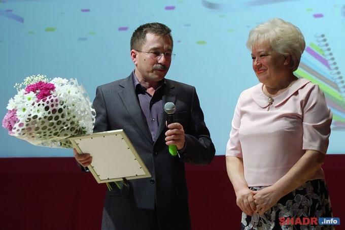Шадринская школа №13 отметила 110-летний юбилей