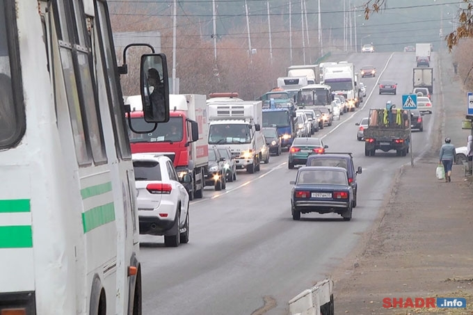 На ремонт автомобильных дорог в Шадринске выделено свыше 35 миллионов рублей