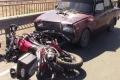 В дорожной аварии погиб водитель мотоцикла