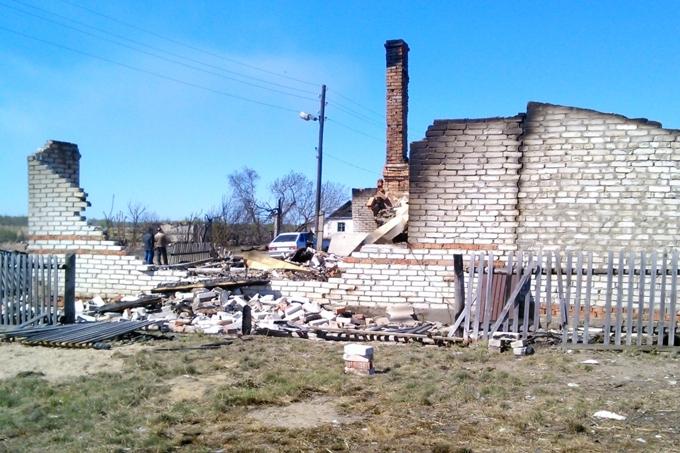 В Зауралье сняли режим ЧС в Щучанском районе и селе Мыркайское Мишкинского района