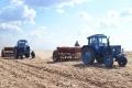 Аграрии Зауралья засеяли больше половины запланированных площадей