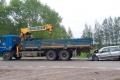 На территории Кетовского района столкнулись легковой и грузовой автомобили