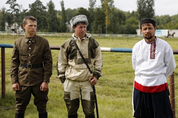 В Зауралье продолжается работа по возрождению и сохранению казачьей культуры