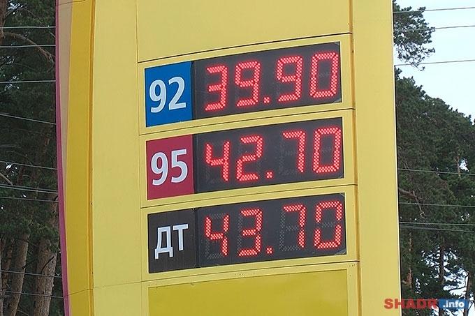 Тенденция роста цен на бензин сохранится