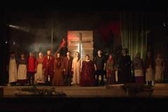 На сцене Шадринского драматического театра состоялась премьера классической пьесы