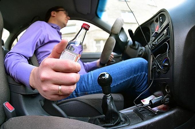 Каждое седьмое ДТП в регионе происходит по вине пьяного водителя