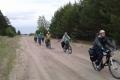 Впервые в паломнический тур – на велосипедах