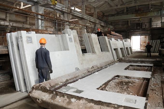 В Зауралье начал работать новый завод