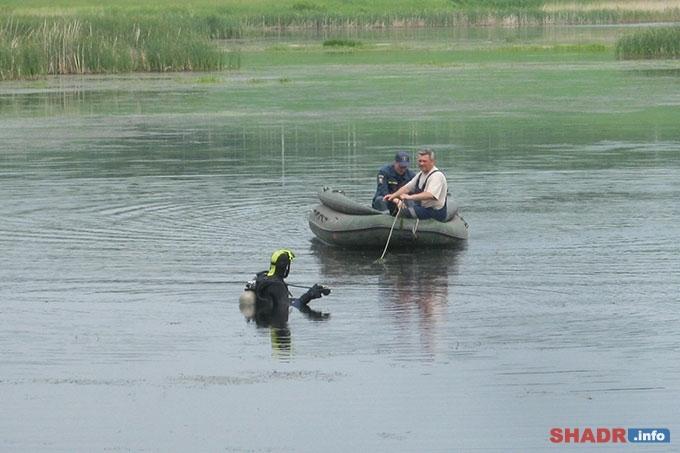 В минувшие выходные в реке Барнёвка утонул мужчина
