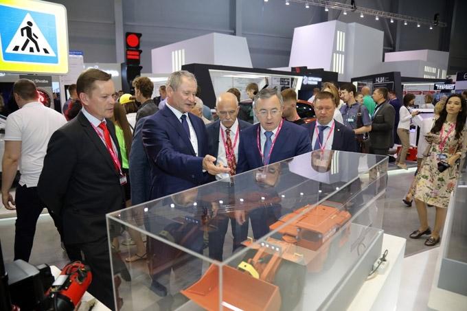 Алексей Кокорин принимает участие в международной промышленной выставке ИННОПРОМ – 2018