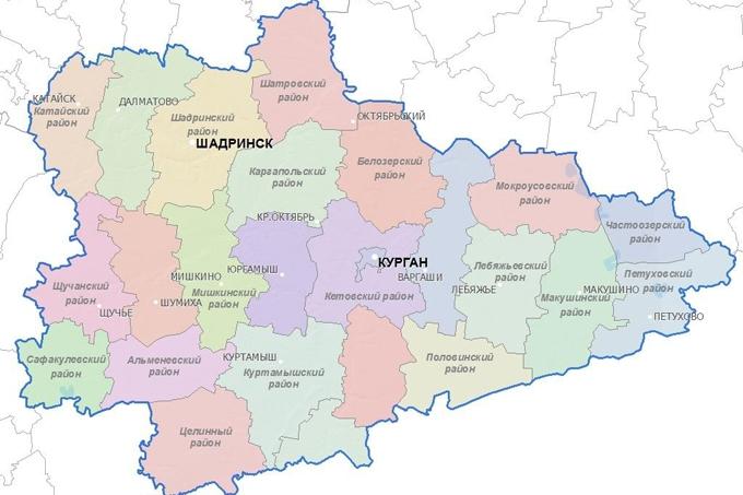 Города и районы Зауралья получат субсидии из областного бюджета на развитие туризма