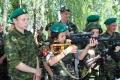 Стартовала первая смена военно-исторического лагеря «Патриот Зауралья»