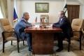 Алексей Кокорин и Рустам Минниханов обсудили укрепление сотрудничества между Курганской областью и Республикой Татарстан