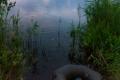 В Мишкинском районе утонул рыбак