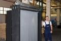 ШААЗ поставил в США новый блок охлаждения повышенной мощности и необычной конструкции